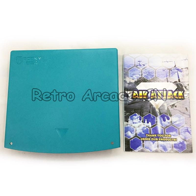 Вертикальная версия 56 в 1 Air Attack VER2 VGA выход для ЖК-игровой доски/Аркада jamma мульти игровая доска аксессуары набор Аркада
