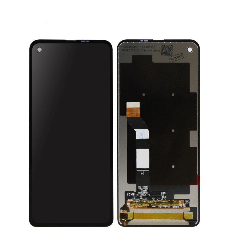 For Motorola Moto One Vision/Rola P50 XT1970 LCD Display Touch Screen Digitizer Assembly Replacement Parts Tools Adhesive enlarge