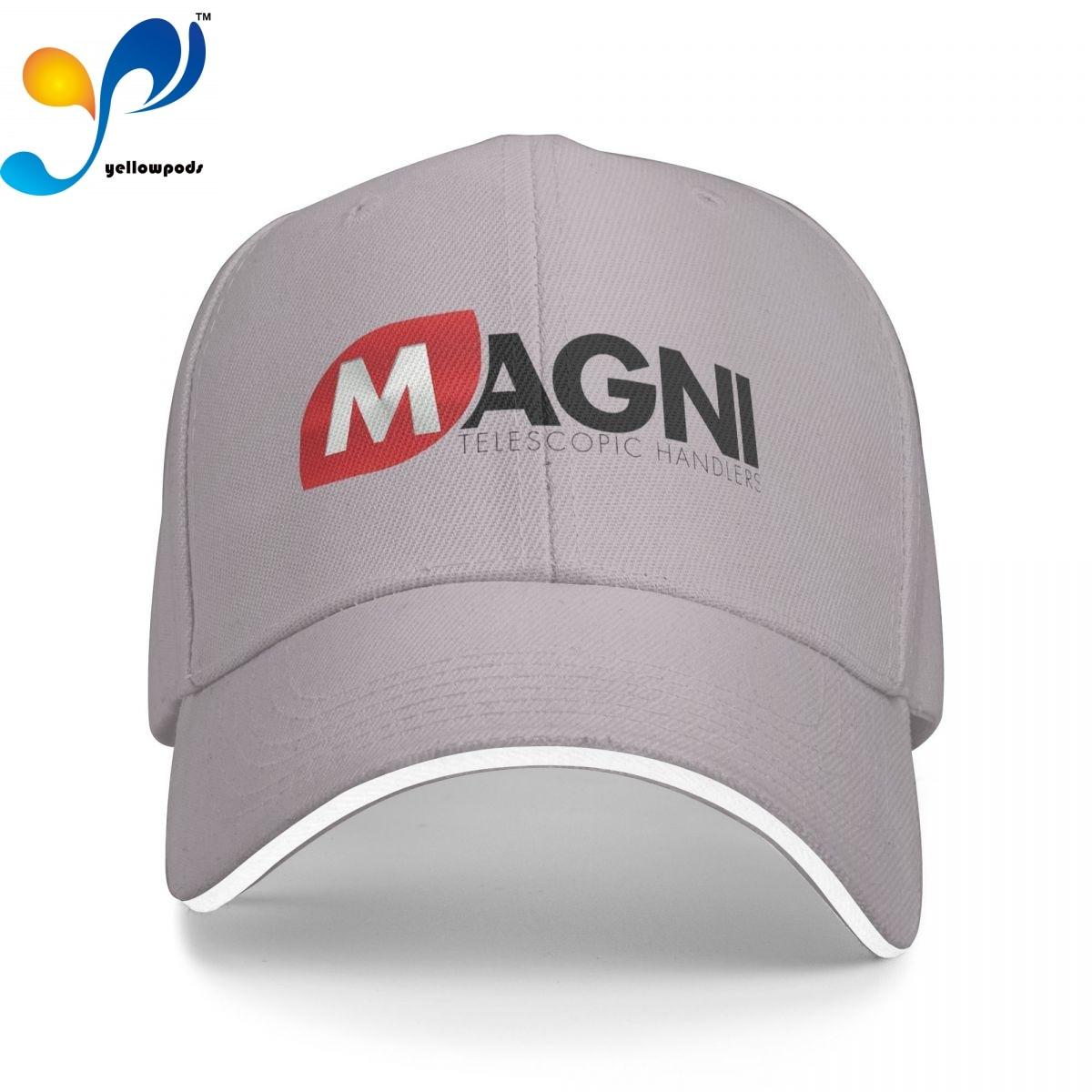 Бейсболка M-a-g-n-i унисекс, регулируемые бейсболки, шапки с клапаном, с логотипом мотоцикла для мужчин и женщин