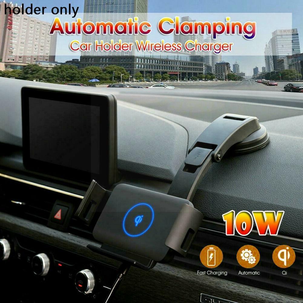 شاحن سيارة لاسلكي السيارات لقط الهاتف جبل حامل ل أضعاف W20 11 Xs ماكس ماتي X J8t0