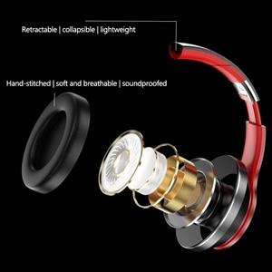 Image 5 - Lenovo HD200 Bluetooth беспроводные стерео наушники BT5.0 долгого ожидания жизни с закрывающие шум для мобильных телефонов Lenovo гарнитура