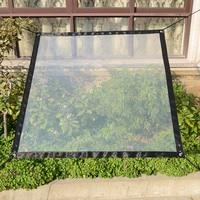 Windshield PE Succulent Shed Cloth Anti Freezing Canopy Garden Tarpaulin Rainproof Film Insulation Transparent Bird Proof Tool