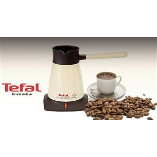 Tefal Coffee Delight Greek Turkish Coffee Maker Machine Electric Pot Briki Beige