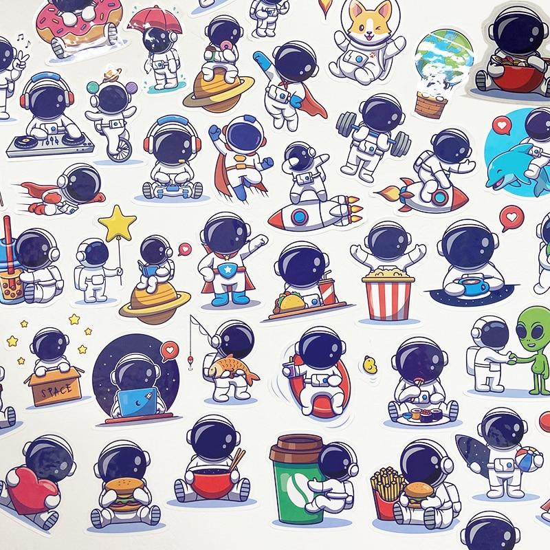 pegatinas-de-dibujos-animados-de-astronauta-para-ninos-pegatinas-de-vinilo-impermeables-pegatinas-de-explorador-espacial-bricolaje-para-sala-de-adolescentes-51-uds