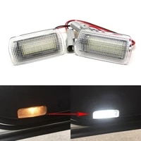 super bright 6000k white car led door courtesy light for toyota wish prius camry alphard isis estima for lexus is250 rx350