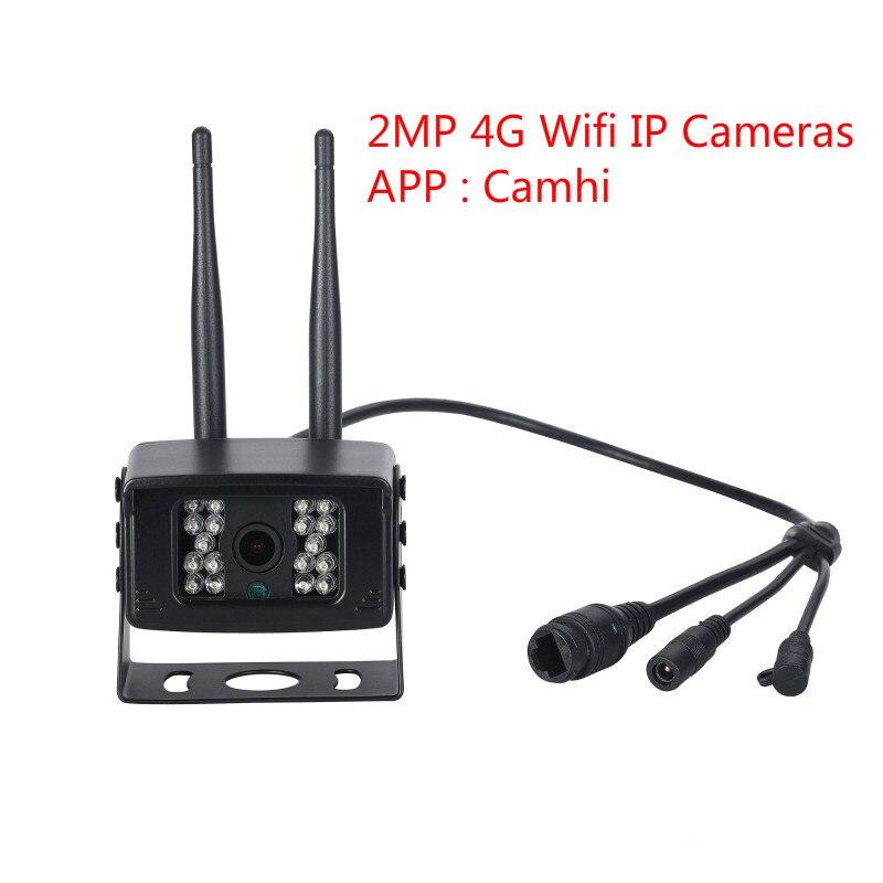 4g 3g sim card wifi hotspot network  mini cctv cameras P2P mobile phone PC remote control Onvif 4g  surveillance cameras