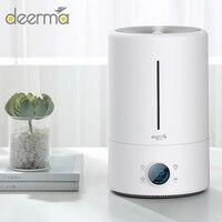 Оригинальный увлажнитель воздуха Deerma 5 л, бытовой ультразвуковой увлажнитель воздуха, ароматерапия, освежитель для офиса и дома