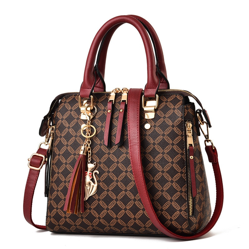 Women Hanbag Bagfor Women Ladies Handbags Luxury Leather Handbag Crossbody Bag Shoulder Bag For Women Women Handbag Totes
