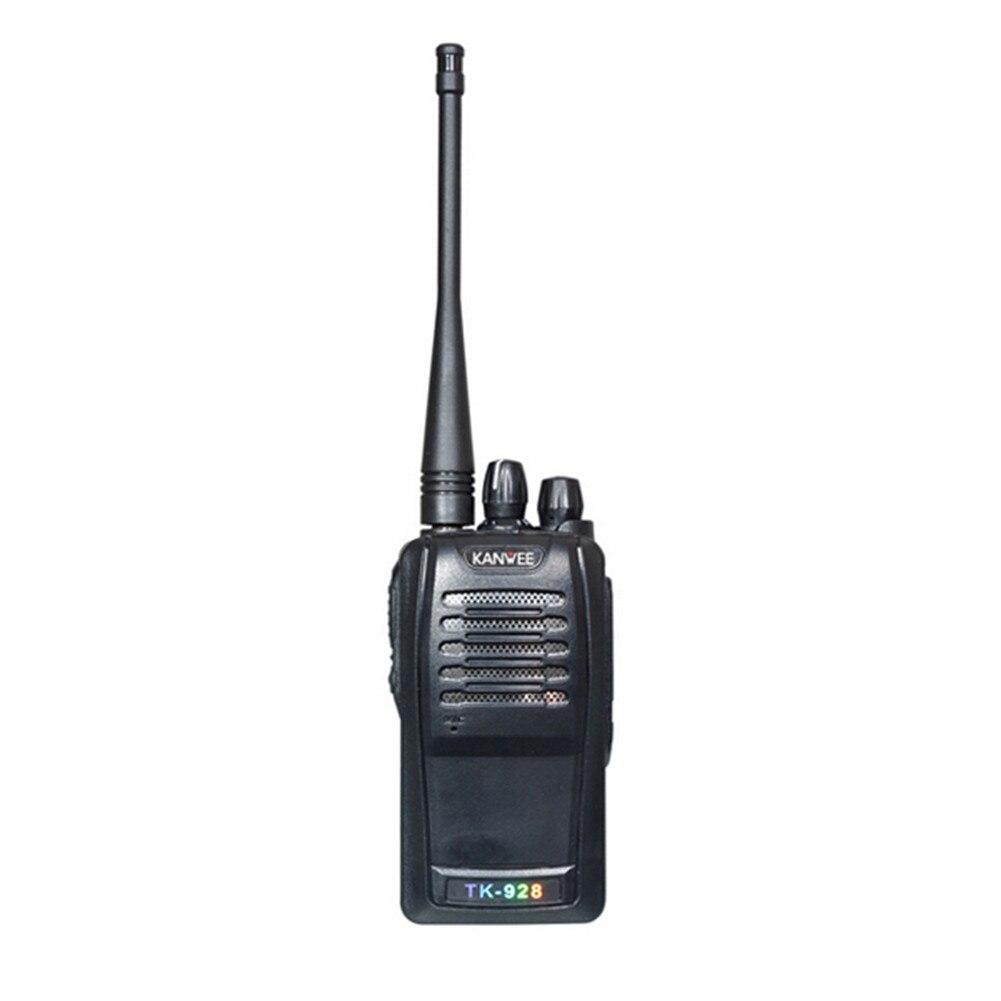 TYT اسلكية تخاطب KANWEE TK-928 5W UHF 400-470MHz / VHF 136-174MHz الهواة راديو محطة مع جهاز تشويش إذاعي TK928 هام راديو