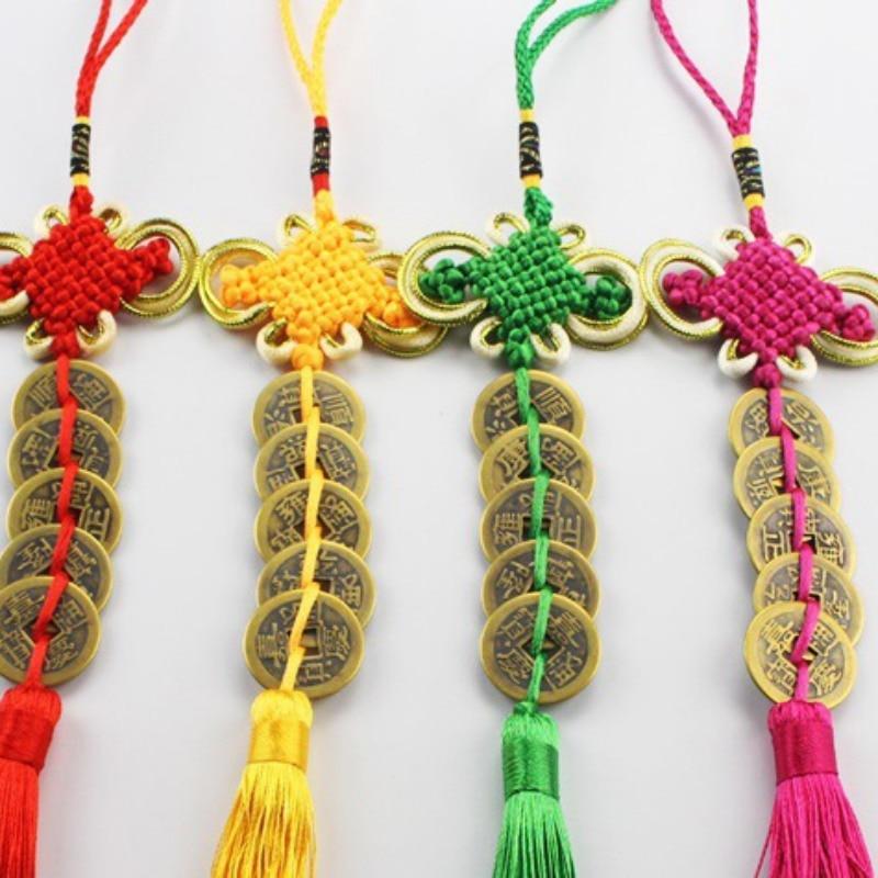 Borla nudo chino flequillo de seda borla de flores trim prenda decorativa para cortinas accesorios de decoración del hogar