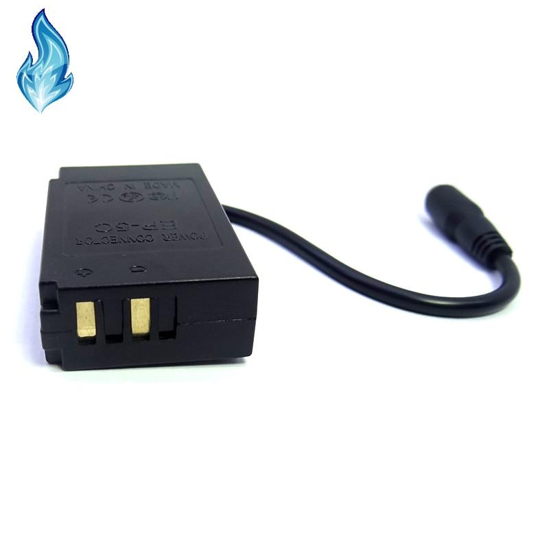 EN-EL20 מזויף סוללה EP-5C DC מצמד כוח מחבר עבור ניקון מצלמות 1 AW1 J1 1 J2 1 J3 S1 V3 COOLPIX & DL24-500