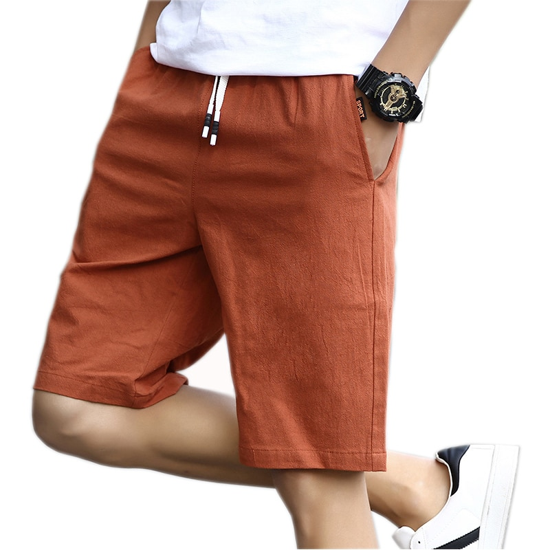 Быстрое Летние повседневные шорты 5XL, мужские Модные Стильные пляжные шорты-бермуды, дышащие пляжные шорты, мужские спортивные брюки