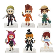 Identité V Mini figurine jouets docteur Jack PVC Q Version Collection modèle poupée jouets