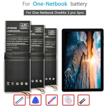 Battery For One-Netbook OneMix 3 Pro 3pro Computer Notebook Laptop Li-ion Bateria
