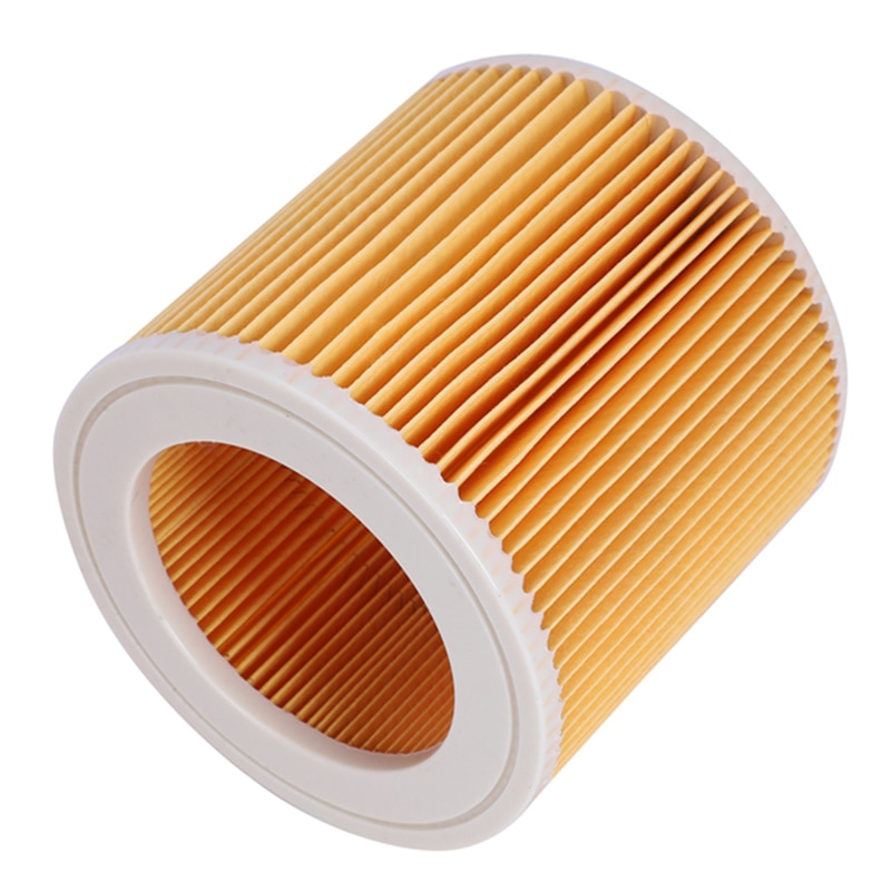 AD-4pcs de aire filtro Hepa para Karcher relleno 1000 A2200 A3500 A223 WD2.200 WD3.500 Karcher vacío piezas de limpiador MV2 MV3 WD3