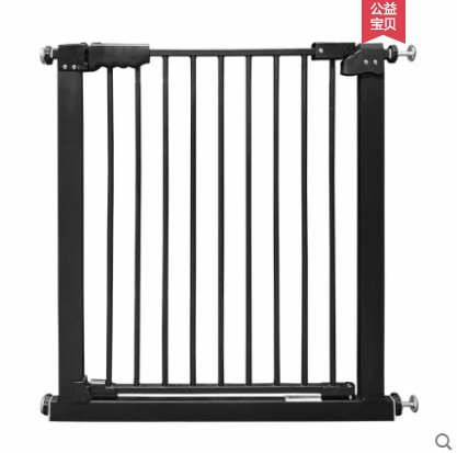 Staircase fence child safety door fence baby fence pet dog isolation fence fence free punching railing
