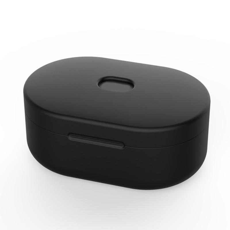 New Earphone Case For Xiaomi Redmi Airdots TWS Air Dots Earbuds Airdots Case Headphones Cover Case For Xiaomi MI Airdots TSLM2