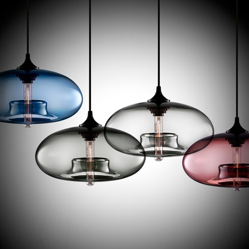 european arts sunflower stained glass e27 ancient tiffany pendant lamp light for bar coffee shop restaurant hanging lights pl548 Modern Art deco Hanging colorful glass e27 / e26 Pendant Lamp with led Lights cord for restaurant living room Kitchen bar cafe