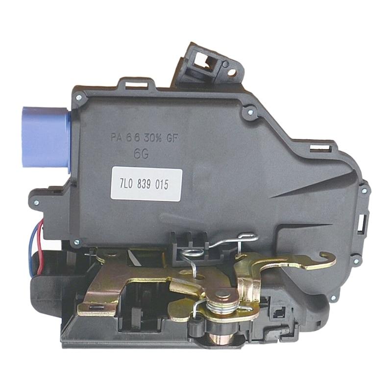 Nuevo para Touareg Phaeton Cayenne actuador de pestillo de bloqueo de puerta trasero izquierdo 7L0839015