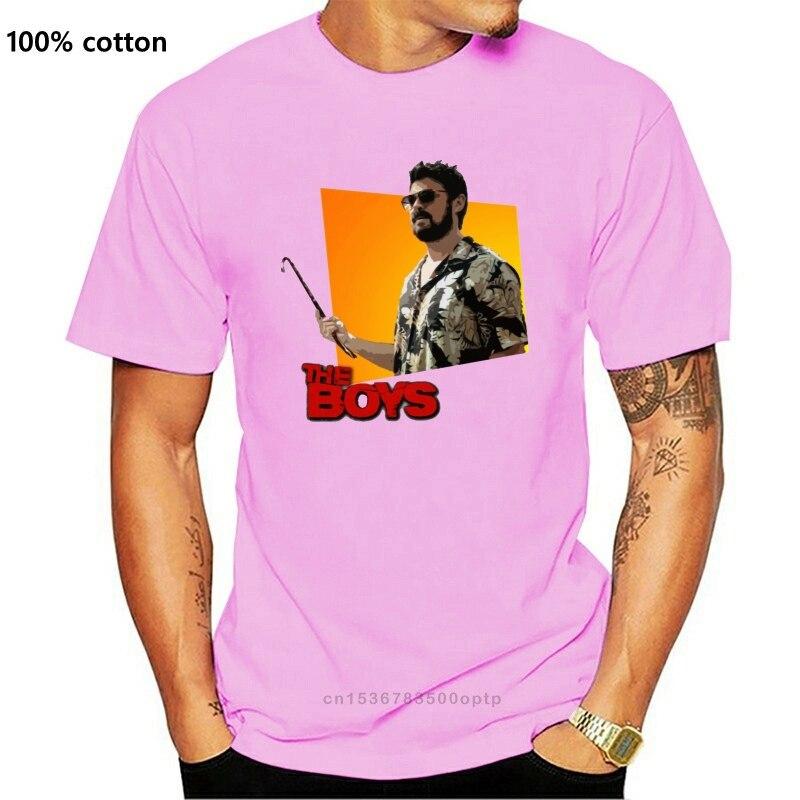 Camiseta de carnicero para hombre y mujer, camiseta de la serie de...