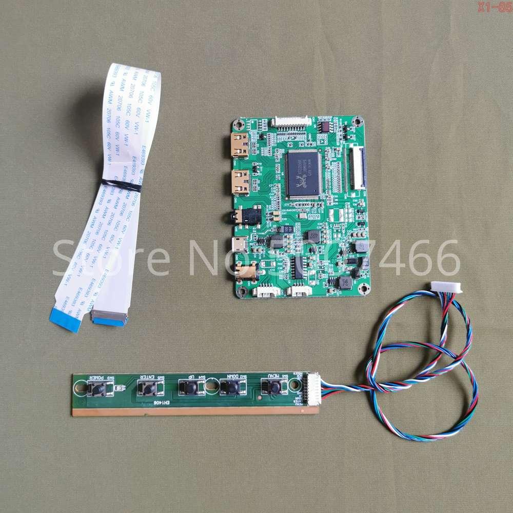ل LP140WF6-SPB1/SPB2/SPB4/SPB6 30Pin EDP WLED 2mini 5 فولت المصغّر USB شاشة الكمبيوتر المحمول 1920*1080 شاشات كريستال بلورية تحكم مجلس عدة