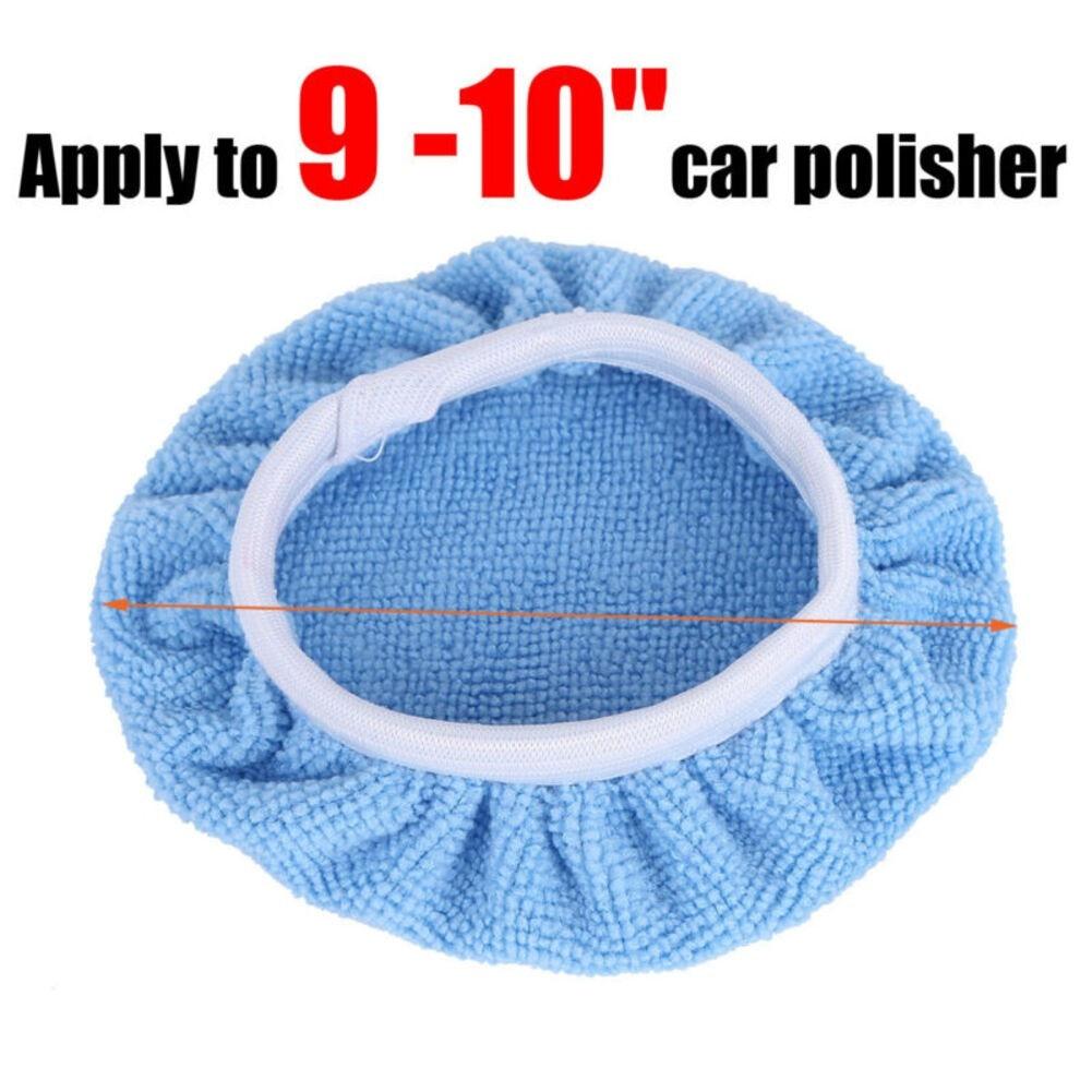 5 шт., автомобильные магнитные полировальные диски 7-10 дюймов