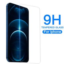 9H Protective Glass for Iphone 12 Glass for Iphone 7 Screen Protector 6 S 6s 8 Plus 5 5s 11 Pro Max