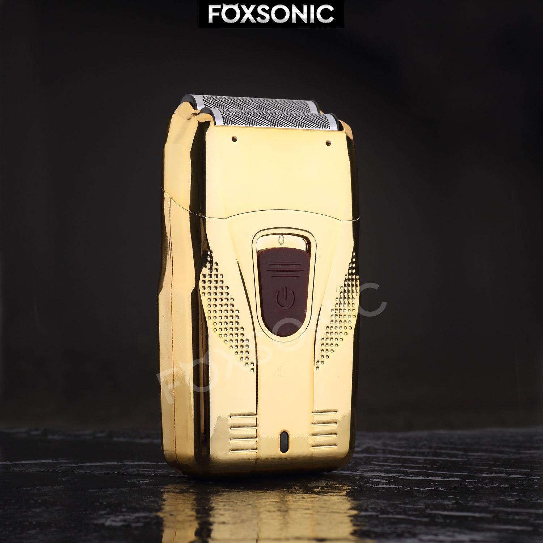 عدة جديدة ماكينة حلاقة كهربائية للرجال مزودة بوصلة USB ماكينة حلاقة كهربائية لرأس الزيت ماكينة حلاقة باللون الأبيض