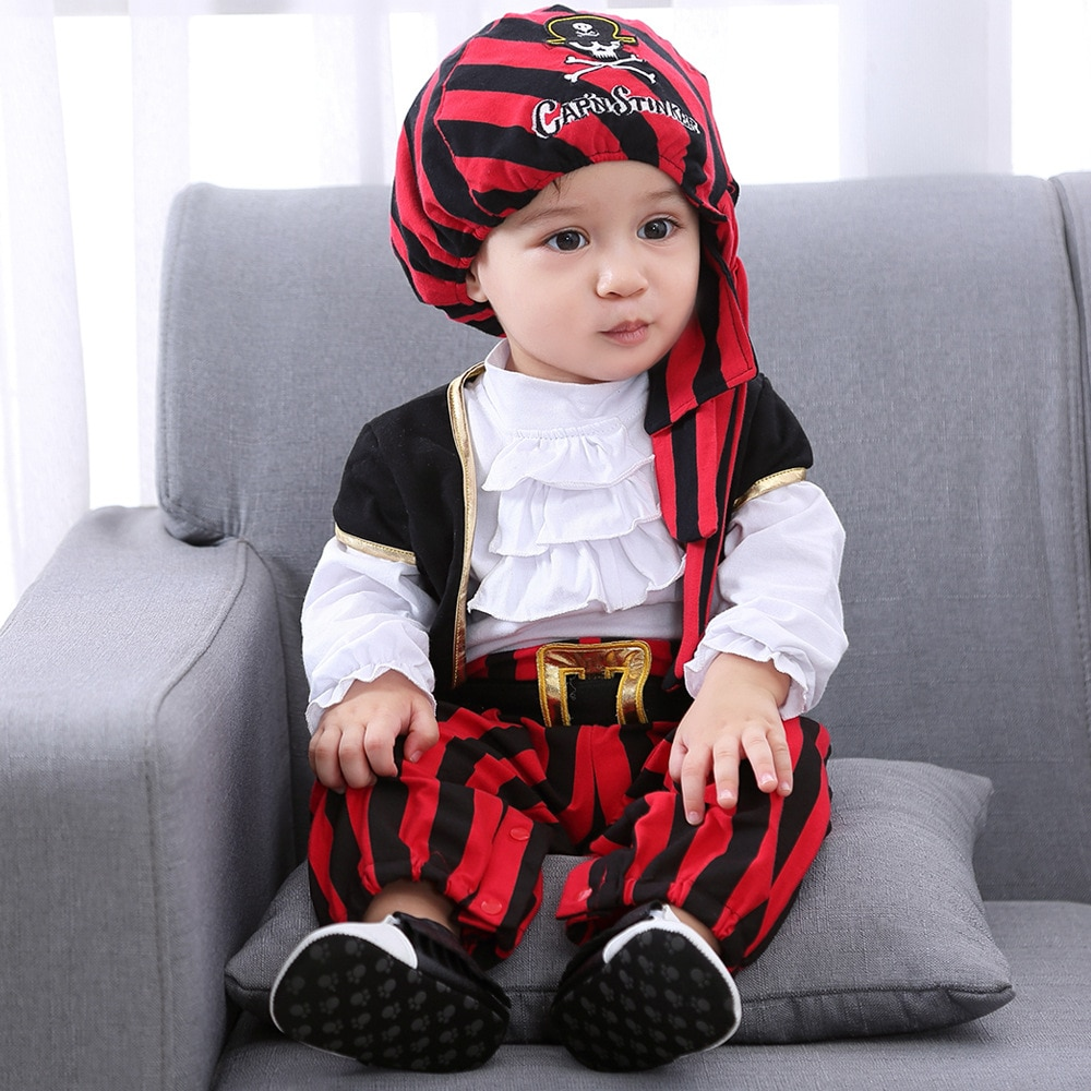 Infant Romper Baby Boys Girls Jumpsuit New born Bebe Clothing Hooded Toddler Baby Clothes Cute Carto