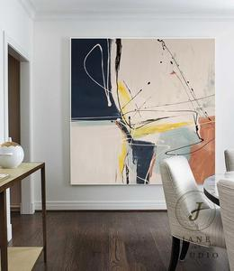 Abstract Painting Canvas Abstract Original Painting Canvas Wall Art Large Acrylic Oil Painting Canvas Contemporary Painting