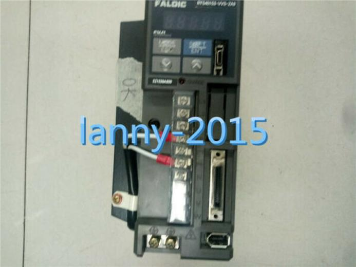 1PC se Fuji servoaccionamiento RYS401S3-VVS-ZA9