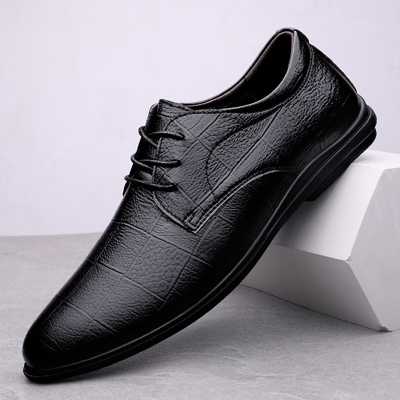 ccharmix large size 36 47 full grain leather men casual shoes handmade fashion comfortable breathable men genuine leather shoes Fashion Men Flats Shoes Genuine Leather Men Casual Shoes Breathable Wedding Dress Black Comfortable Leather Sneakers *