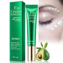 Crème yeux acide hyaluronique Anti âge Anti rides crème dissolvant cernes ridules réparation soin yeux hydratant Anti poches