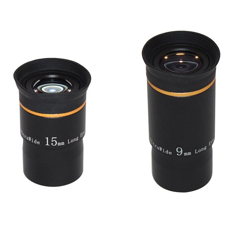 1,25 окуляр набор 66 De Ультра широкоугольный FMC для астрономического телескопа