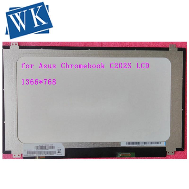 "Für Asus Chromebook C202S C202SA 11,6 ""laptop matrix LED LCD Screen 1366x768 HD Display eDP 30P ersatz Getestet Grade A"