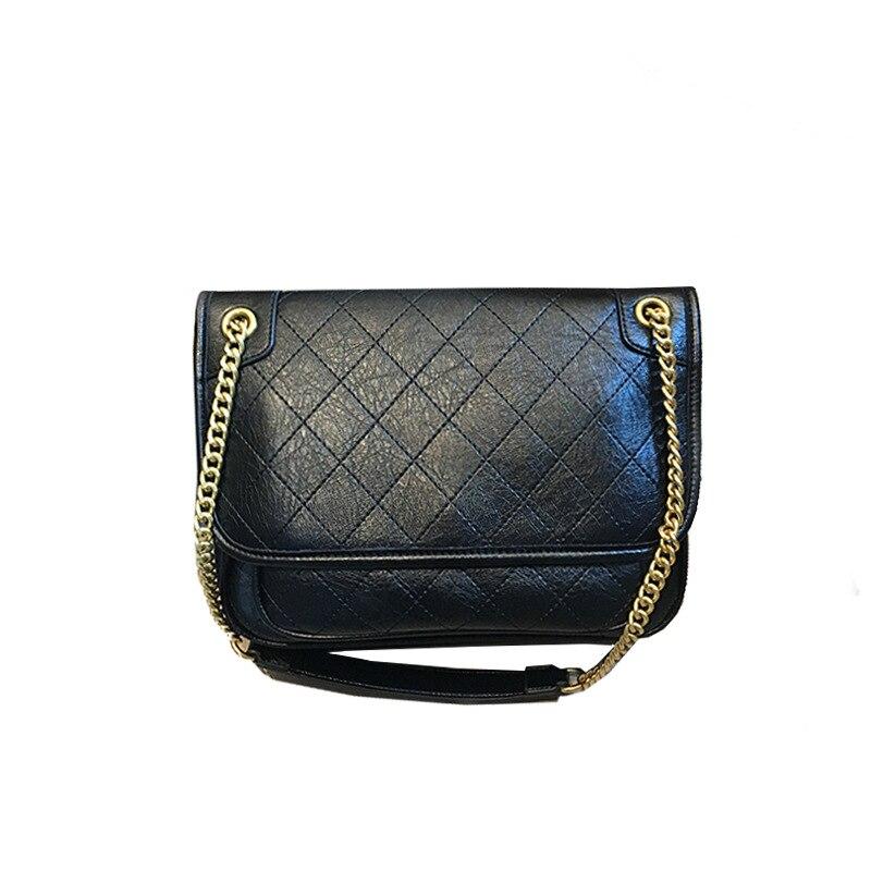 Ringer chain bag female bags new 2021 autumn fashion shoulder bag messenger bag