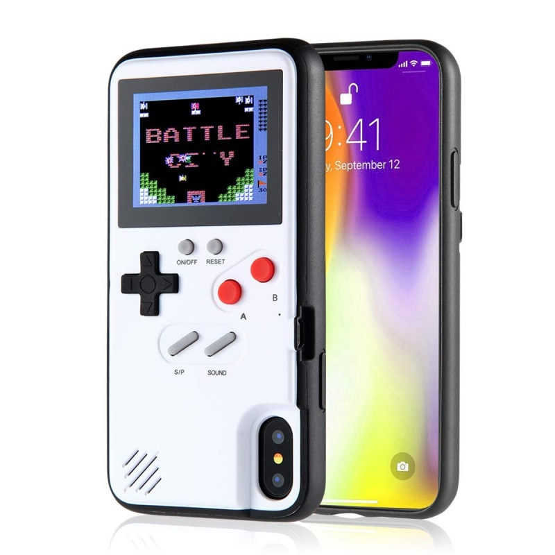 Gameboy чехол для телефона 36 Ретро видео игры цветной дисплей телефон чехол для IPhone