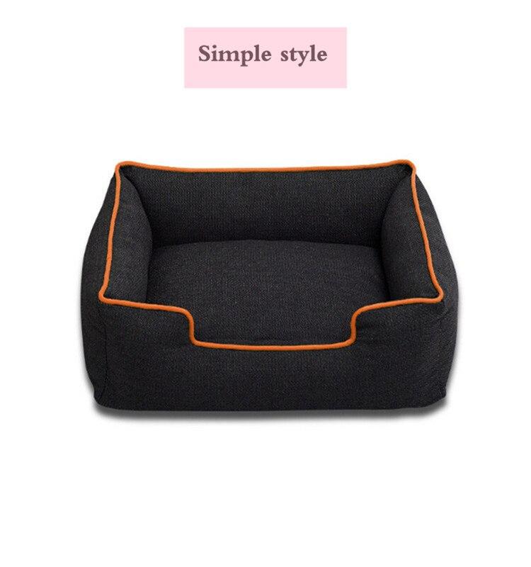 Housse amovible pour lit   Coussin, canapé, pour chat et chien, livraison gratuite, D188