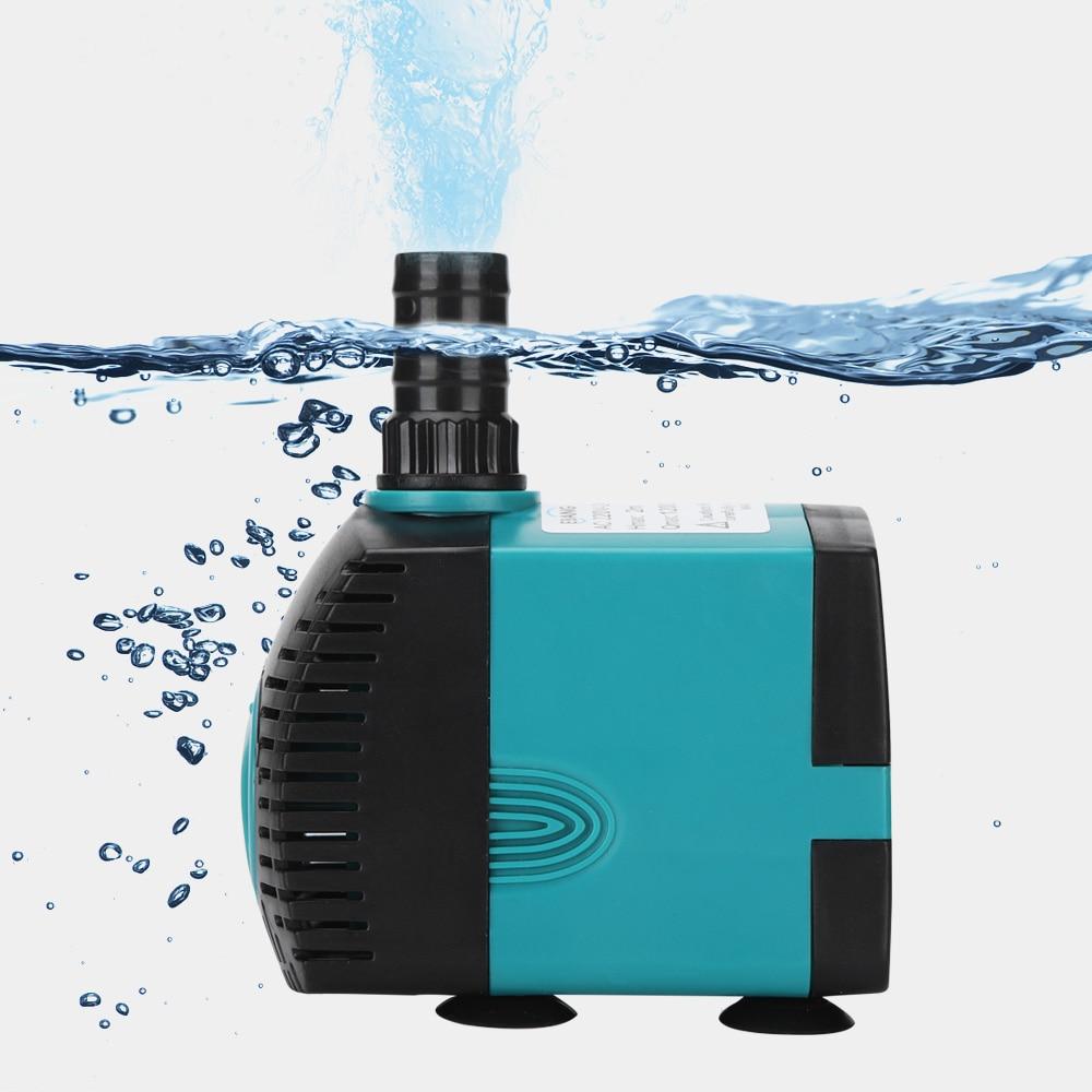 3/6/10/15 / 25W ultratiha podvodna pumpa za vodu fontana filter ribnjak akvarij pumpa za vodu cisterna fontana