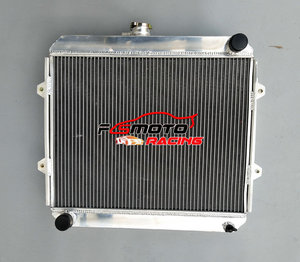 3 Row Aluminum Universal Radiator Alloy For Toyota HILUX 22R 1.8L/2.0L/2.2L/2.4L Petrol RN85 RN90 YN85