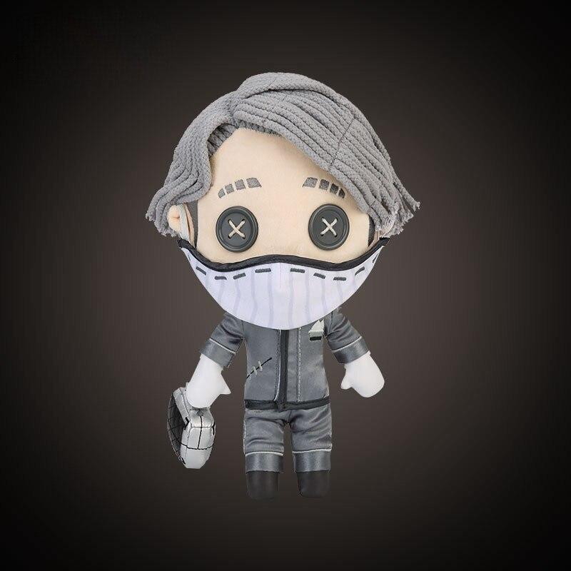 Игра идентичность V Survivor Aesop Carl Embalmer плюшевая кукла игрушка Косплей Plushie игрушка костюм одежда милый аниме Рождественский подарок