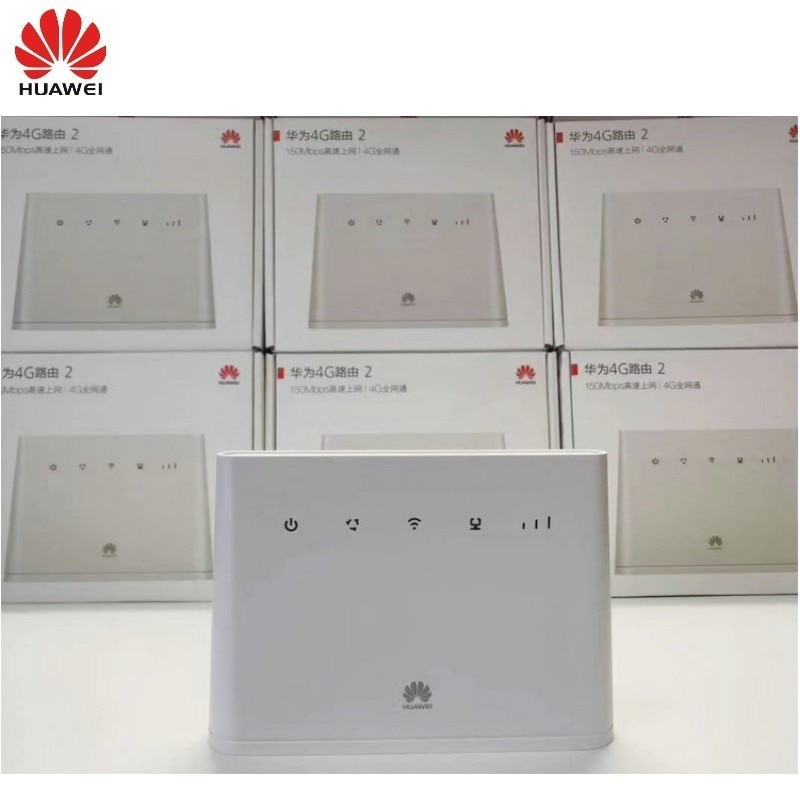 150Mbps HUAWEI B311 B311-521 4G LTE CPE WiFi Router Hotspot PK HUAWEI B310S-518 enlarge
