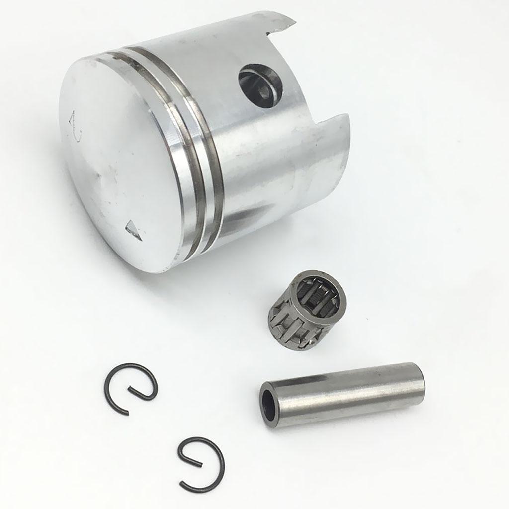 1 Piston + palier à Piston + axe de Piston + 2 anneaux de verrouillage pour 2 temps 80cc