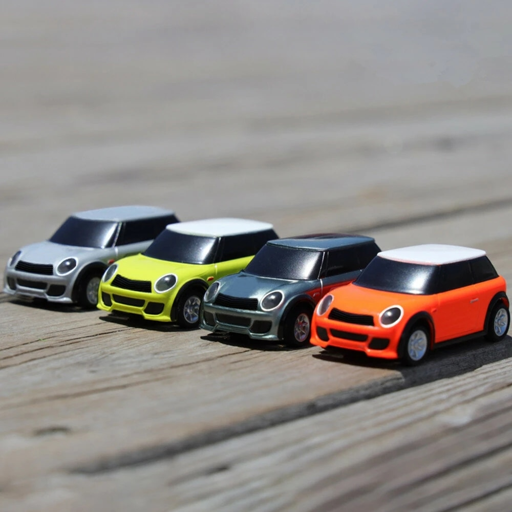 RC Car Turbo Racing 1:76 RC Car Mini Full Proportional Wholesale Electric Race RTR Car Kit 2.4GHZ Racing Experience Car For Kids enlarge