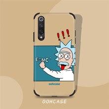 Funny Creative Art College Student Unique Phone Case for Xiaomi Mi 10 Pro 8 9 SE Lite CC9 Cases Sili