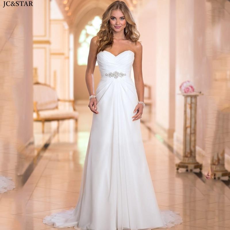 Vestido de novia sencillo de gasa con espalda descubierta de cristal, sirena,...