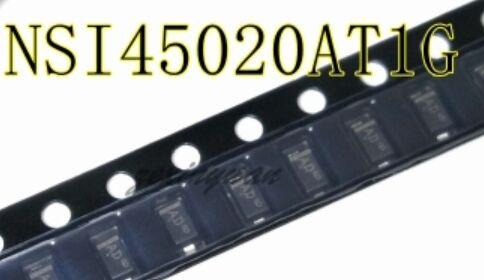 100 шт. NSI45020AT1G NSI45020 IC CCR/светодиодный DVR 45В 20MA SOD-123