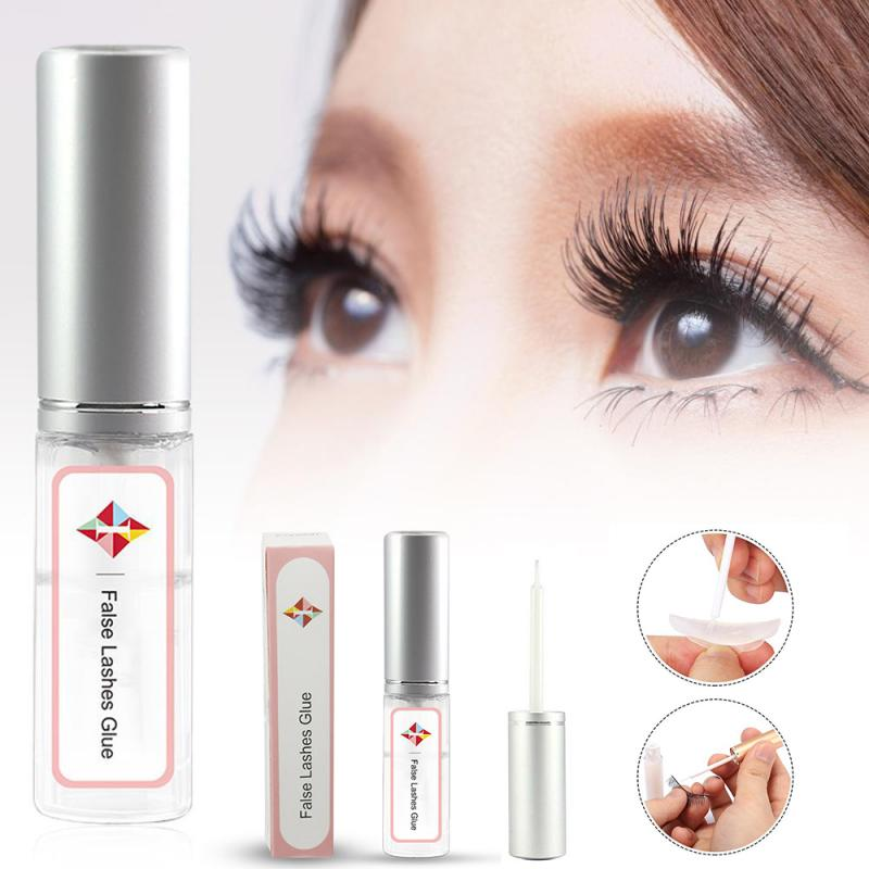 Professional Quick Dry Eyelash Glue False Eyelash Extension Long Lasting Waterproof Beauty Adhesive Makeup Tools Eye Lashes Glue недорого