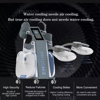 hiemt emslim electromagnetic body emslim slimming emslim muscle stimulate fat removal body slimming build muscle muscle machine