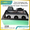 La cassette est développée et produite par les spécialistes du refroidissement pour assurer la bonne capacité de refroidissement pour vos armoires
